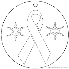 large free printable tattoo designs cancer ribbon stencil free