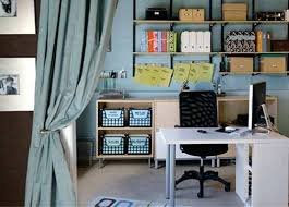 Decorating Ideas For Office Space Decorating A Small Home Office U2013 Adammayfield Co
