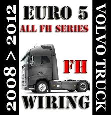 volvo truck fh series 5 wiring diagram service ma