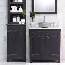 Bathroom Vanities With Glass Tops Bathroom Cabinets Freestanding Bathroom Vanity Unit White Glass