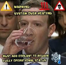 Water Meme - another z u c c water meme meme by xxblitzxx memedroid