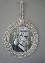 Nautical Themed Decorations For Home - best 25 nautical mirror ideas on pinterest nautical bathroom