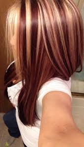 chocolate hair with platinum highlight pictures auburn hair with blonde highlights just add some dark chocolate
