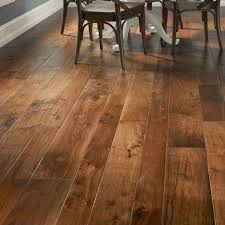 hudson bay random width engineered walnut hardwood flooring in