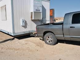Dodge 1500 Truck Camper - level load airbags vs overload springs rv magazine