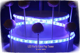 cupcake stand with led lights cake pops 101 tips tricks great ideas on how to display your