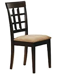 Kitchen  Dining Room Chairs Amazoncom - Dining rooms chairs