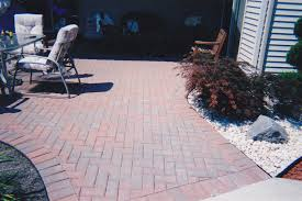 Patio Interlocking Pavers by Patios And Walkways By Forever Green Landscape And Design