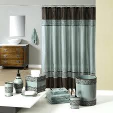 bathroom sets ideas sophisticated blue bathroom decor dazzling ideas brown and blue
