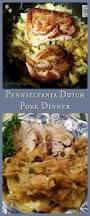 pennsylvania dutch pork ribs dinner recipe country style pork
