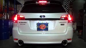 subaru wagon 2011 泰榮排氣管 2011 subaru legacy wagon 2 5 gt tai rong exhaust
