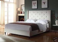 Platform Bed Slats Beige Beds And Bed Frames Ebay