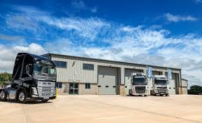 build a volvo truck truck u0026 bus wales and west open new build dealership at shepton