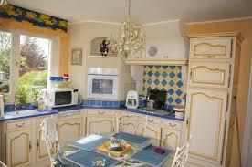 decor de cuisine cuisine provençale décoration intérieur var ar meubles creation