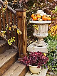 thanksgiving outdoor decorations