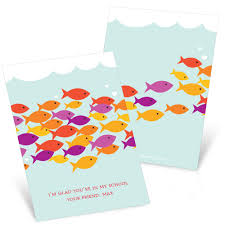kids valentines day cards sea of s day cards for kids pear tree