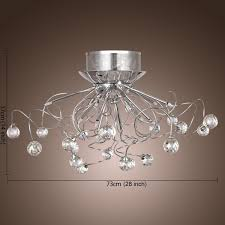 lightinthebox 11 light contemporary k9 crystal chandelier lighting