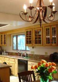 Installing Glass In Kitchen Cabinet Doors Smart Inspiration Kitchen Cabinet Doors With Glass Panels