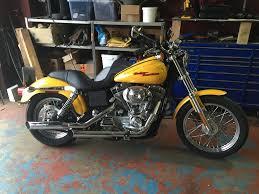 harley davidson dyna super glide fxdci custom 1450cc vw t4 forum