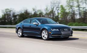 audi s7 2014 review 2013 audi s7 term test review car and driver