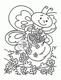 spring coloring pages 4th graders coloring pages