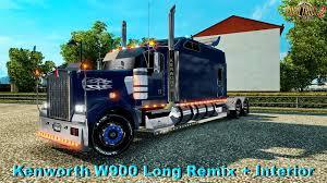 kenworth truck interior kenworth download ets 2 mods