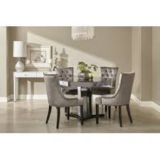 Mirrored Dining Room Furniture Mirrored Dining Table Wayfair