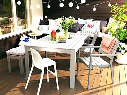 ikea outdoor dining table ikea hack outdoor furniture outdoor chair perfect outdoor dining set