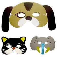 Halloween Birthday Supplies by Compare Prices On Foam Animal Mask Online Shopping Buy Low Price