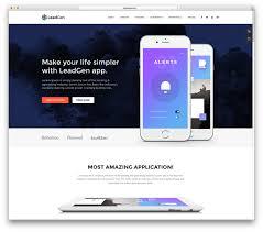 s website 24 simple website templates html 2018 colorlib