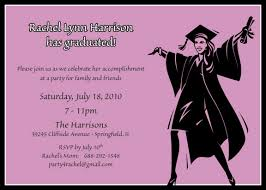 graduation quotes for invitations personalized graduation party invitations kawaiitheo