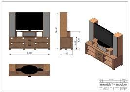 Faire Un Meuble Tv En Palette by 100 Plan De Meuble En Bois Comment Fabriquer Un Canape Avec