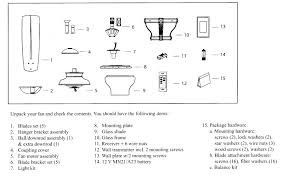 ceiling fan parts name parts of ceiling fan pdf theteenline org