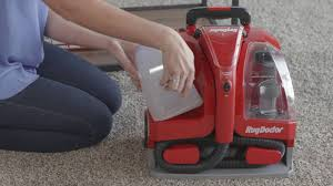Portable Rug Doctor Prepping Your Rug Doctor Portable Spot Cleaner Youtube