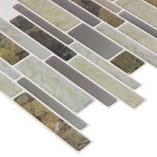 peel and stick mosaics el capitan 5 pack surfaces southeast