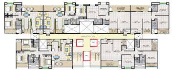 2bhk floor plans layout floor plans park land homes pune