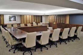 D Shaped Conference Table Custom Boardroom Tables Conference Tables Unique Concepts