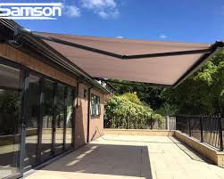 Retractable Porch Awnings Retractable Patio Awnings