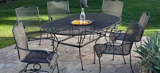 creative designs steel patio furniture canada rust vs aluminum sets