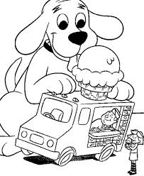 clifford coloring pages clifford coloring pages amazing red dog med coloring page free