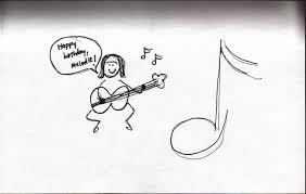 gift drawings from my birthday sketchbook melodie miu