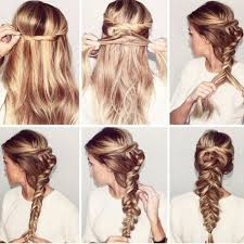 hair tutorial 30 step by step hairstyles for long hair tutorials you will love