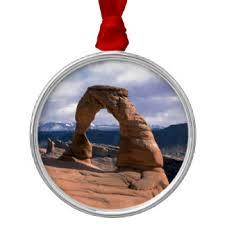arches national park ornaments keepsake ornaments zazzle