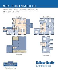Key West Floor Plans by Navy Housing Pearl Harbor Floor Plans House Design Plans