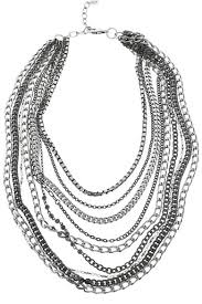 multi chain necklace images Dannijo harley multi chain necklace net a jpg
