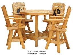 patio tables u0026 chairs alaska stove