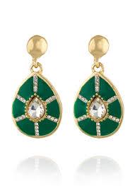 dangler earrings buy gold dangler earrings stones danglers online shopping