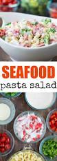 pasta salad with mayo seafood pasta salad culinary hill