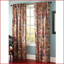 Bright Colored Curtains Bright Colored Kitchen Curtains Unique Vibrant Paisley Back Tab