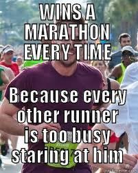Photogenic Runner Meme - ridiculously photogenic guy memes quickmeme